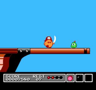 Mr Gimmick NES 34
