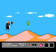 Mr Gimmick NES 66