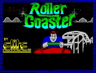 Roller Coaster ZX Spectrum 01