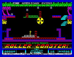 Roller Coaster ZX Spectrum 09