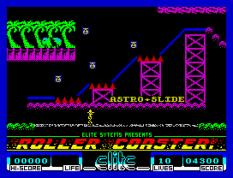 Roller Coaster ZX Spectrum 10
