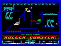 Roller Coaster ZX Spectrum 11