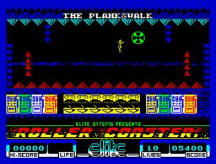 Roller Coaster ZX Spectrum 12