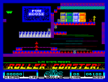Roller Coaster ZX Spectrum 15