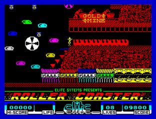 Roller Coaster ZX Spectrum 20