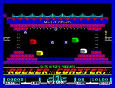 Roller Coaster ZX Spectrum 21