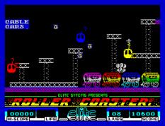Roller Coaster ZX Spectrum 22