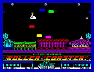 Roller Coaster ZX Spectrum 23