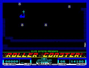 Roller Coaster ZX Spectrum 31