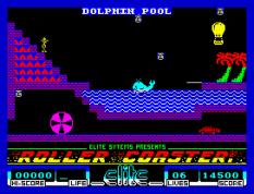 Roller Coaster ZX Spectrum 32