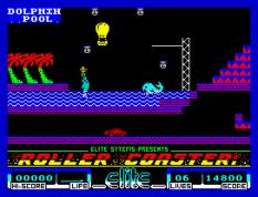 Roller Coaster ZX Spectrum 33