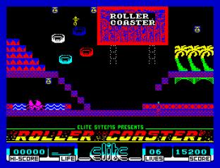 Roller Coaster ZX Spectrum 34