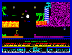Roller Coaster ZX Spectrum 43