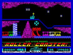 Roller Coaster ZX Spectrum 44