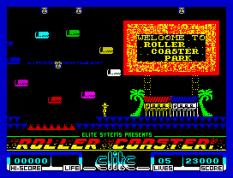 Roller Coaster ZX Spectrum 49