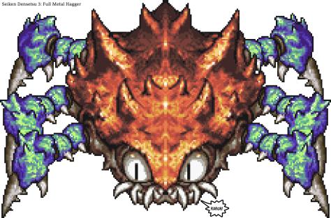 Seiken Densetsu 3 Bosses 01 - Full Metal Hagger