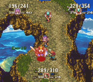 Seiken Densetsu 3 SNES 252