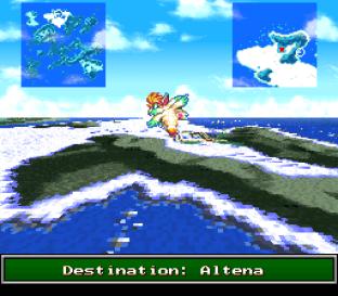 Seiken Densetsu 3 SNES 385