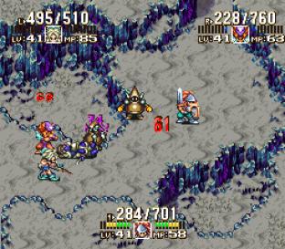 Seiken Densetsu 3 SNES 486
