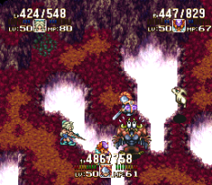 Seiken Densetsu 3 SNES 521