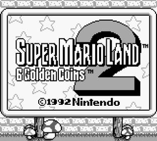 Super Mario Land 2 - 6 Golden Coins Game Boy 01