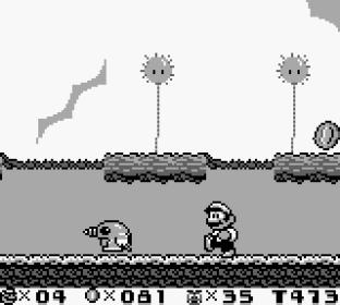 Super Mario Land 2 - 6 Golden Coins Game Boy 23