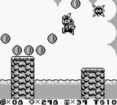Super Mario Land 2 - 6 Golden Coins Game Boy 55