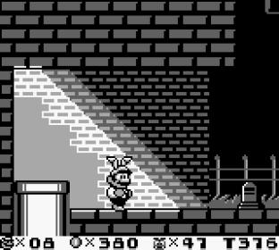 Super Mario Land 2 - 6 Golden Coins Game Boy 64