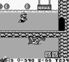 Super Mario Land 2 - 6 Golden Coins Game Boy 99