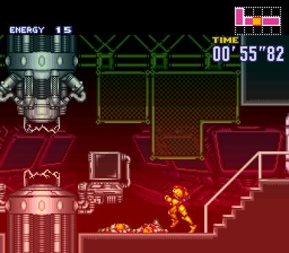 Super Metroid SNES 09