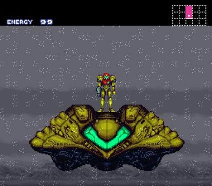 Super Metroid SNES 12