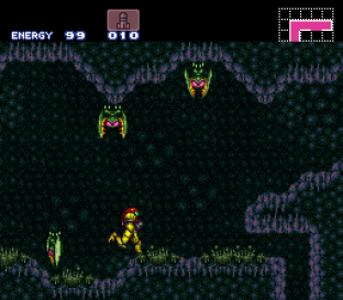Super Metroid SNES 20