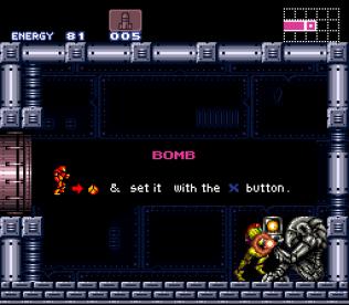 Super Metroid SNES 21