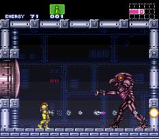 Super Metroid SNES 22