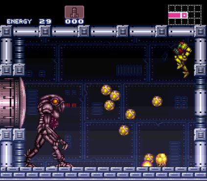 Super Metroid SNES 23