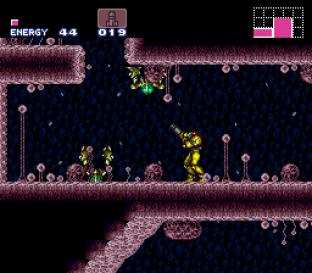 Super Metroid SNES 31