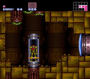 Super Metroid SNES 32