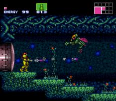 Super Metroid SNES 33