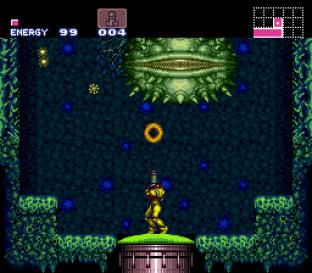 Super Metroid SNES 34