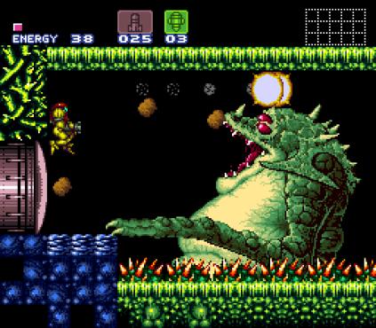 Super Metroid SNES 53