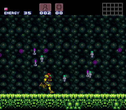 Super Metroid SNES 56