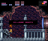 Super Metroid SNES 62