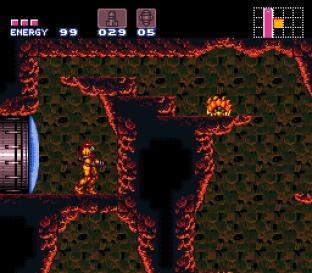Super Metroid SNES 64