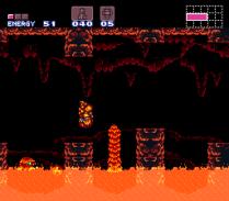 Super Metroid SNES 70