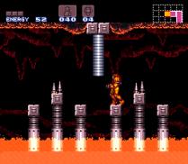 Super Metroid SNES 74
