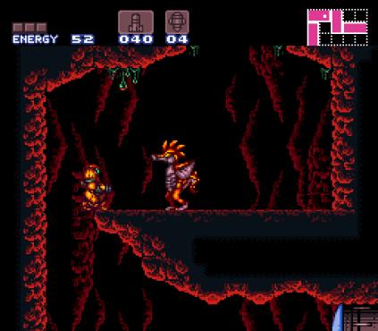 Super Metroid SNES 75