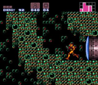 Super Metroid SNES 76