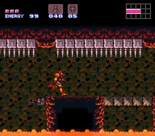 Super Metroid SNES 78