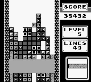 Tetris Game Boy 20