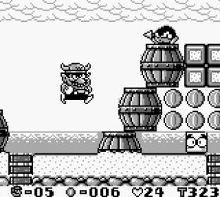 Wario Land - Super Mario Land 3 Game Boy 09
